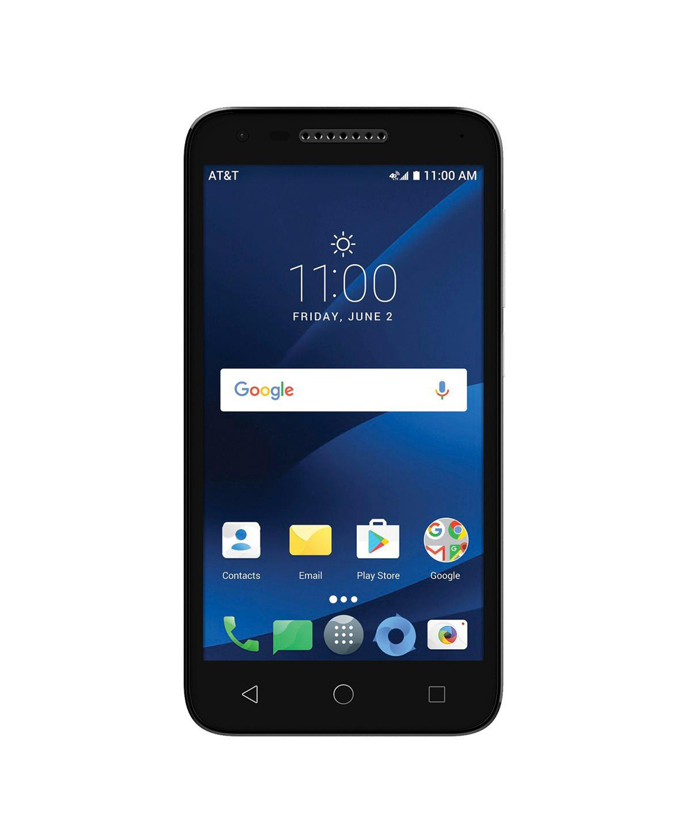Alcatel Cameox OT-5044, Unlocked Cell Phone